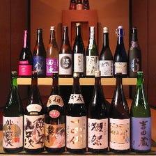 北海道から沖縄まで!全国47地酒♪