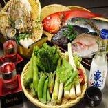 厳選鮮魚&新鮮野菜【全国より厳選】