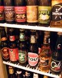 世界のビール30種以上!! 新商品も続々入荷♪