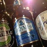 ビールが苦手な方にも、チャレンジしやすい口当たりの優しい種類もご用意しております。もちろんビール以外にもドリンクの種類は豊富!沖縄の泡盛や梅酒も各種ご用意しています。お好みのお味を仰ってください♪