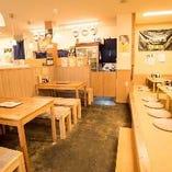 ご宴会に最適なテーブル席【宴会/女子会/飲み会/パーティ/歓送迎会】
