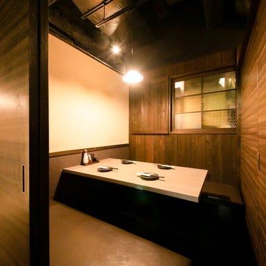 特製石狩鍋と地鶏料理 八兵衛 田町  店内の画像