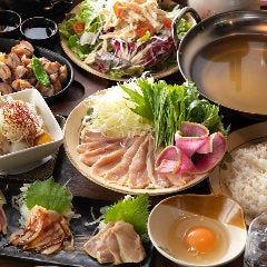日本酒と地鶏 八兵衛