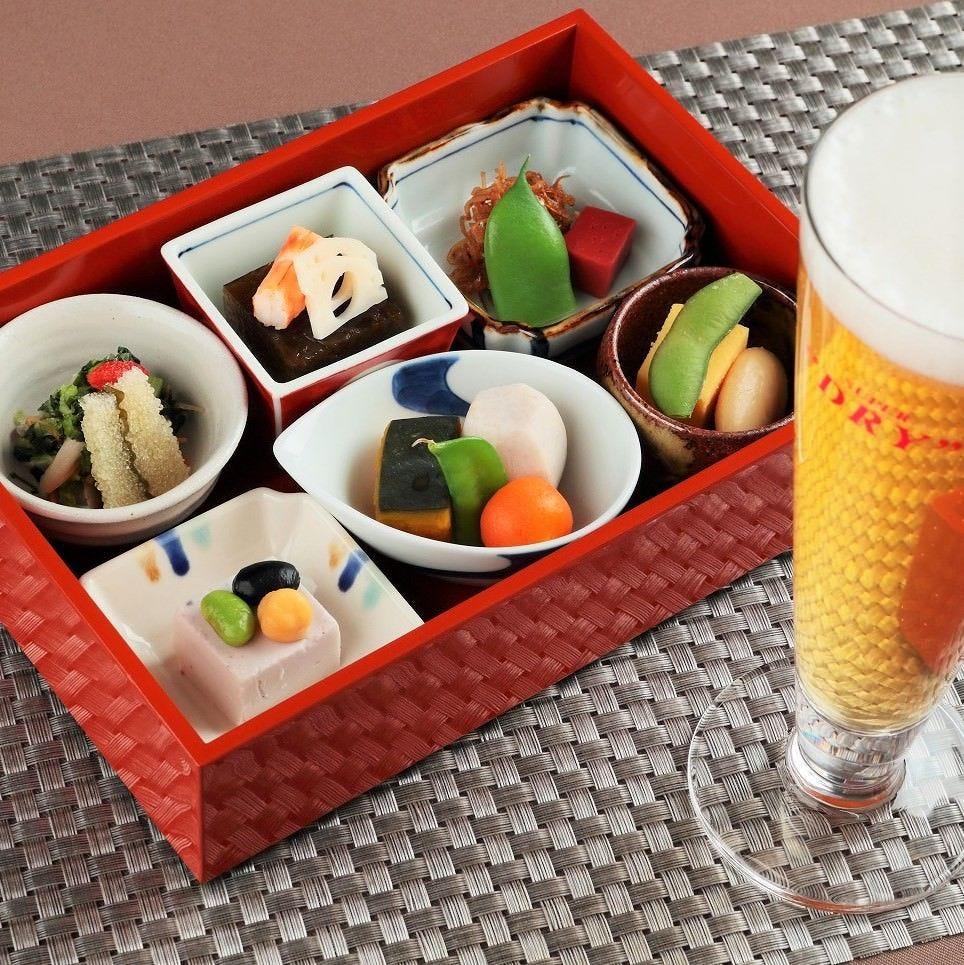 気軽に地酒と和食を楽しむ セットメニュー『ほろよいセット』