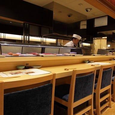 ワイン・寿司・天ぷら 魚が肴  店内の画像