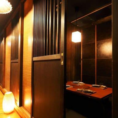 炭火焼鳥 いっき 浜松町店  店内の画像