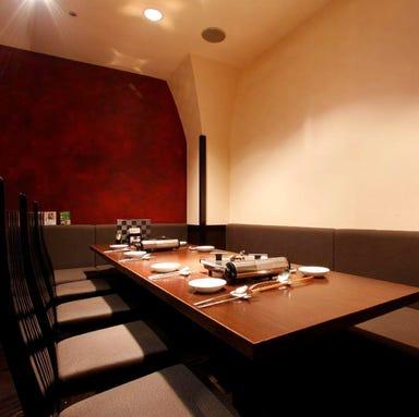 KOREAN DINING長寿韓酒房 銀座店 店内の画像