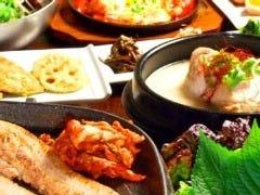 KOREAN DINING長寿韓酒房 銀座店
