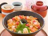 彩り海鮮たたき丼セット