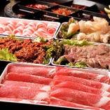 牛・羊・豚・鶏など種類豊富!中国ならではの内臓がオススメです