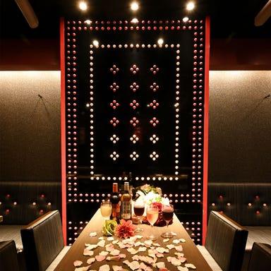 馬刺ともつ鍋 居酒屋 九州小町 個室 飲み放題 金山二丁目 店内の画像