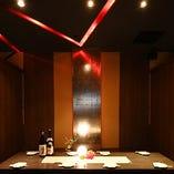 ◆少人数対応の半個室のお席4名~40名まで。