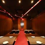 ◆完全個室 最大18名様
