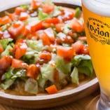 沖縄と言えば、オリオンビール♪一品料理とお楽しみ下さい!