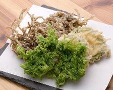 沖縄天ぷら盛り