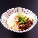 牛肉味噌ポテトサラダ