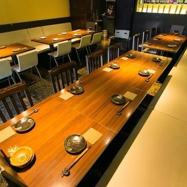 日本酒×和食 和み酒房げん 川崎店 店内の画像