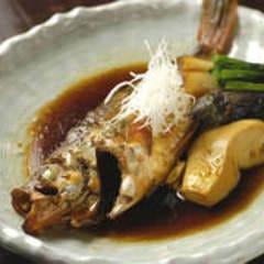 メバル(煮つけ・塩焼き・酒蒸し)
