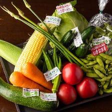 【野菜】新発田の野菜