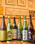 日本酒、焼酎合わせて50種類以上をご用意!