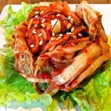 手作りの本格韓国料理を堪能!