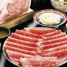 九州各県から取り寄せた極上のお肉