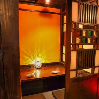 全席個室 童話ビストロバル Shangri-La 五反田店 店内の画像