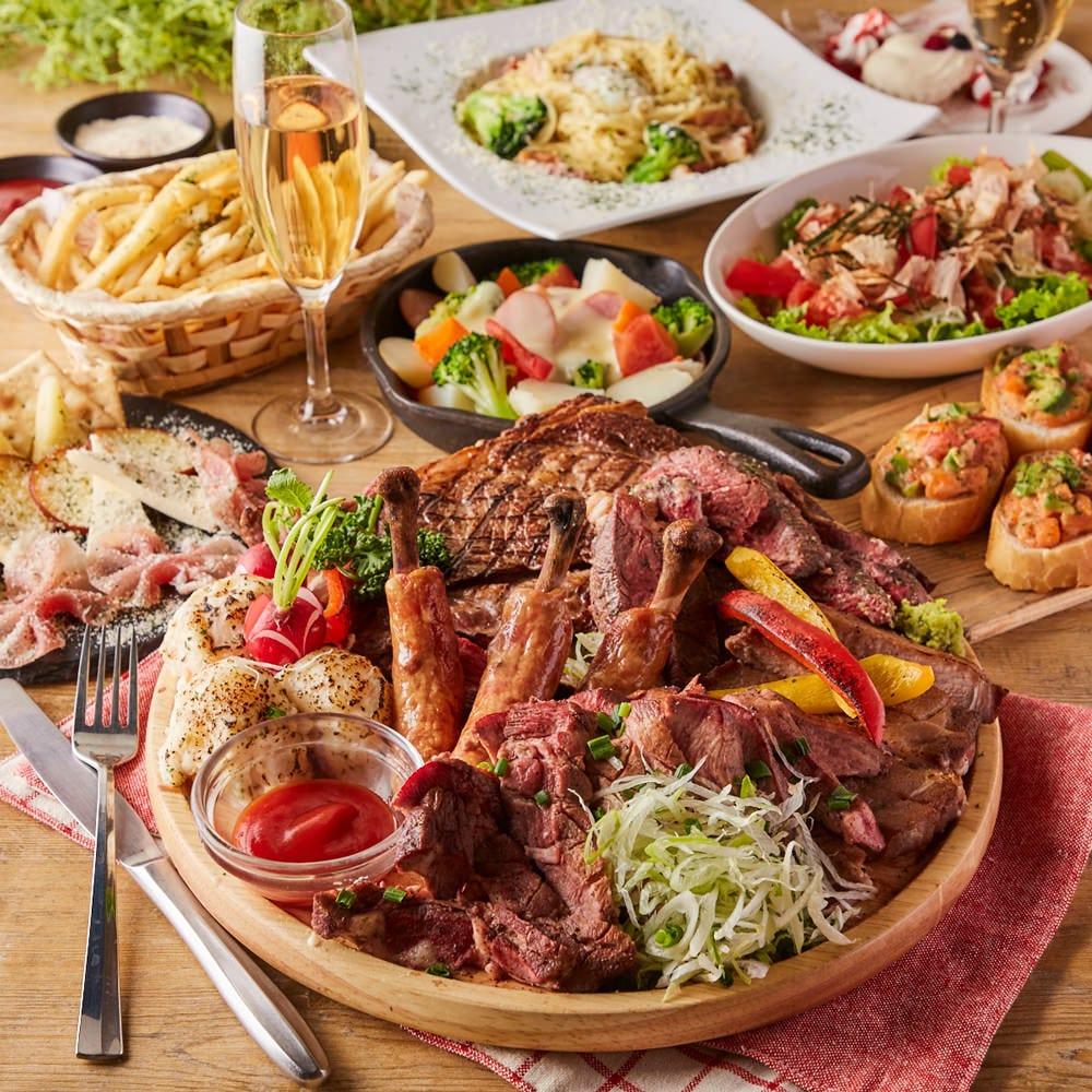 五反田で美味しい肉料理を堪能