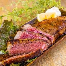 国産和牛ステーキ