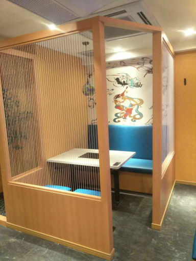 中華料理 薩斐(サフェイ) 蘭州拉麺 池袋本店 店内の画像