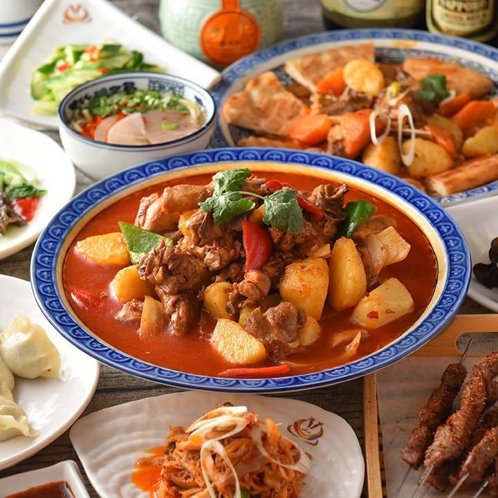 中華料理 薩斐(サフェイ) 蘭州拉麺 池袋本店
