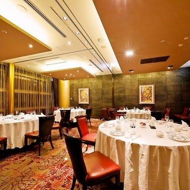 ホテルオークラ 中国料理「桃花林」 日本橋室町賓館 店内の画像