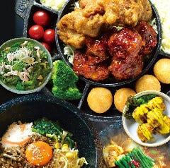 サムギョプサル 韓国料理 李朝園 京都二条店