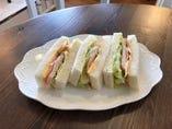 GoToIKOI(憩)ディナー サンドウィッチ
