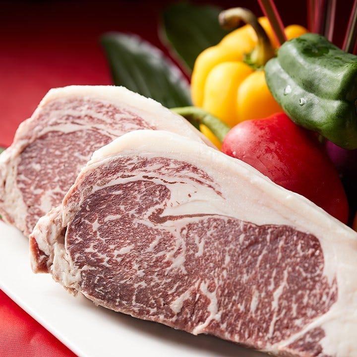 上質なお肉をリーズナブルに味わえる