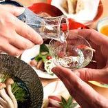 接待におすすめな日本酒をご用意