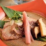 河内鶏ロース塩麹焼