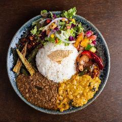 curry bar nidomi(ニドミ)