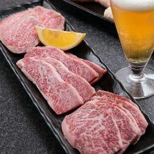【ネット予約限定】『和牛コース』~スタンダードに和牛を楽しめるコース~※アルコール飲み放題付