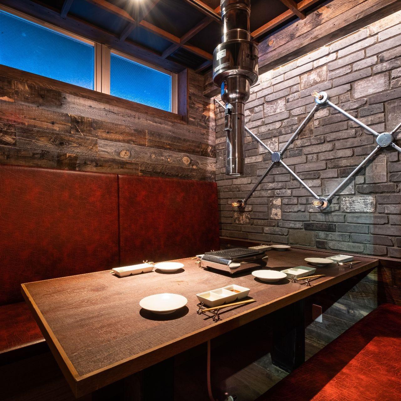 上質な時間と空間を提供◎4名個室