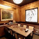 【予約必須】1階席 VIPルーム(完全個室)