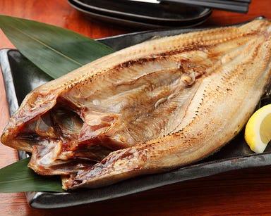 漁港直送魚市場 海ZAWA  メニューの画像