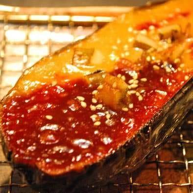 【ナス田楽】大きな米ナス2色の味噌