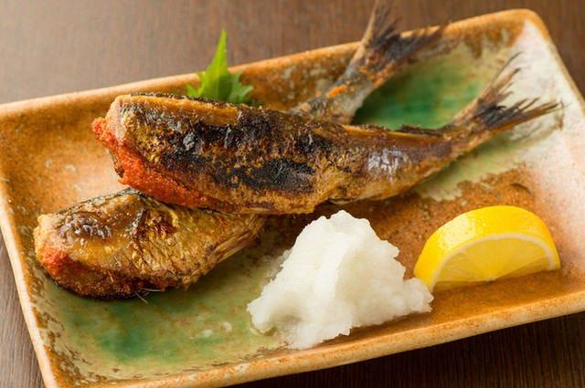 市場直送の魚料理をコースでも