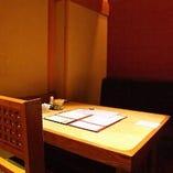 個室(2名様×1)
