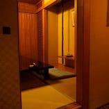 個室(4名様×2)/ 座敷の完全個室