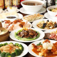 宴会個室 中華食べ放題 台北飯店 川崎本店