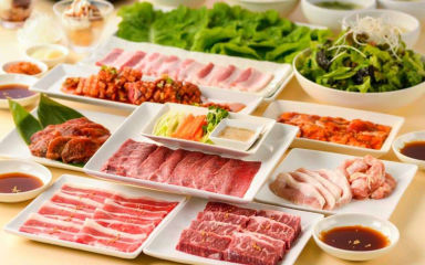 焼肉レストラン ひがしやま 六丁の目店 コースの画像