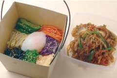 6菜ナムルと牛プルコギのデリBOX