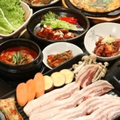韓国家庭料理居酒屋 草家 (チョガチップ)